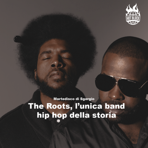 "MARTEDISCO di SGARGIO – The Roots ""Phrenology"""