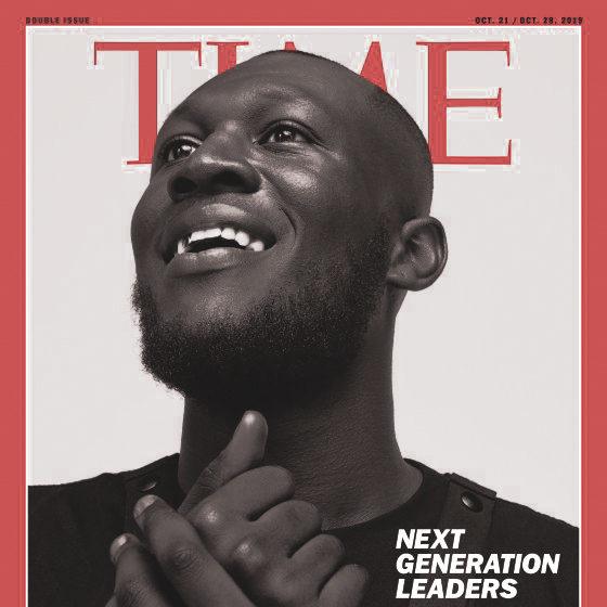 """Sulla prima pagina del """"Time"""""""