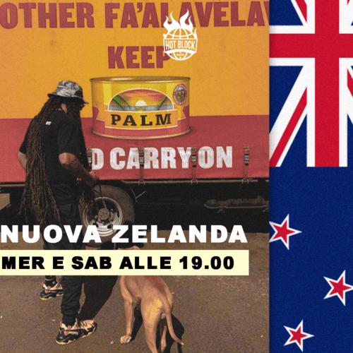 Whatsapp – Il rap nel mondo – Nuova Zelanda