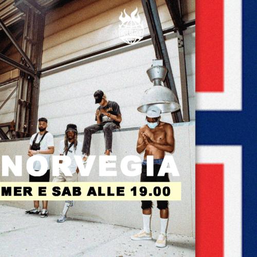 Whatsapp – Il Rap Nel Mondo – Norvegia (Parte 2)