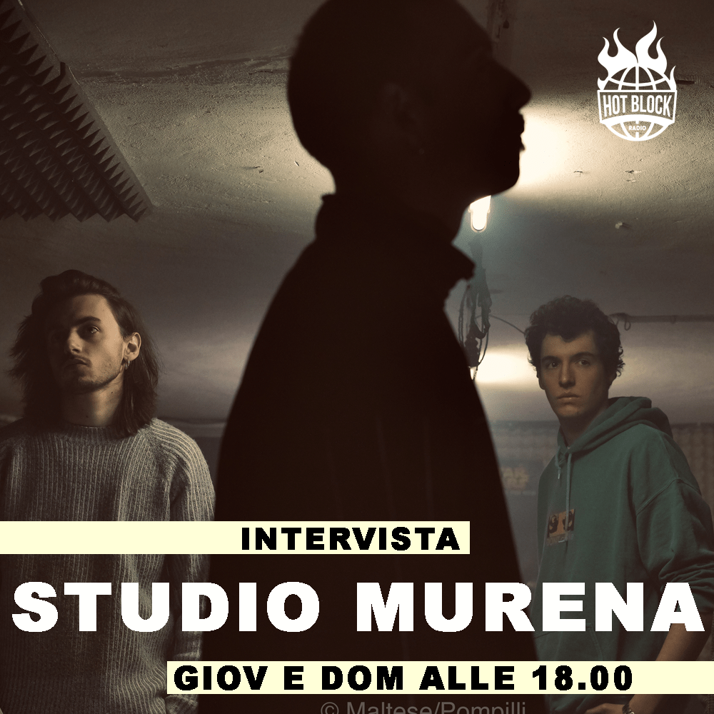 studio-murena-intervista-hot-block-radio