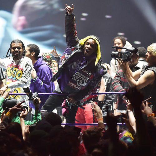 Gli A$AP Mob annunciano lo YAMS DAY 2021