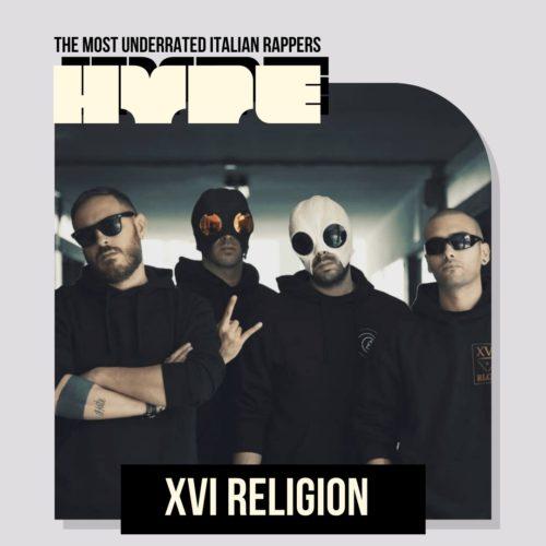 Hype – XVI Religion