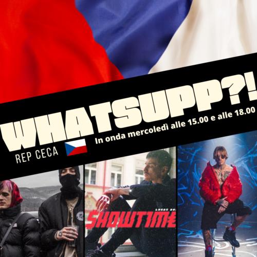 Whatsupp?! – Repubblica Ceca