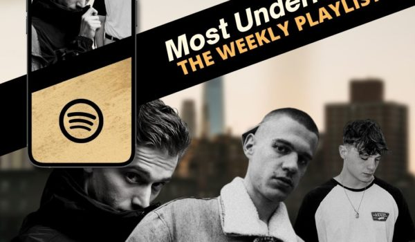Nuovo aggiornamento playlist – MOST UNDERRATED 24.04.21