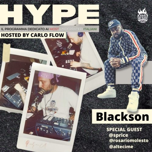 HYPE – Blackson