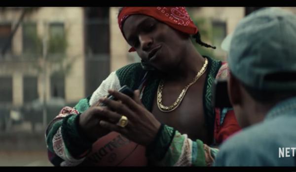 Il film con la comparsata di Asap Rocky e Nas