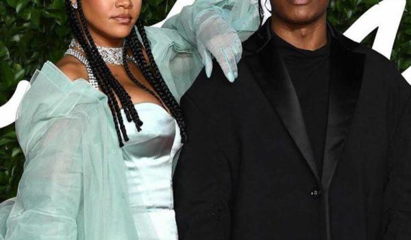 Rihanna lancia la sua collezione FENTY da Uomo