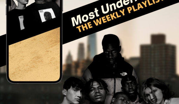 Nuovo Aggiornamento Playlist – Most Underrated 01.05.2021