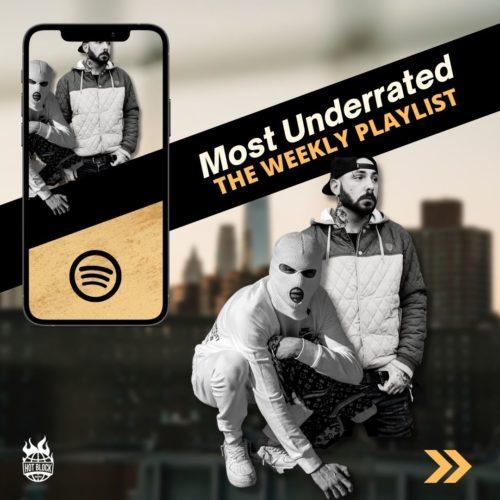 Nuovo Aggiornamento Playlist – Most Underrated 08.05.21