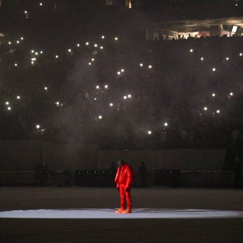 In vendita un sacchetto che contiene l'aria dell'ultimo evento di Kanye West